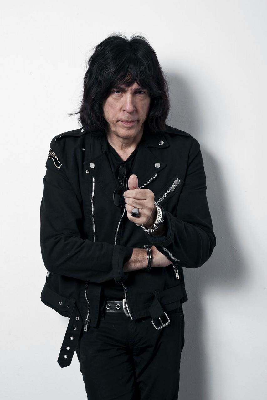 Marky Ramone Ramones drummer