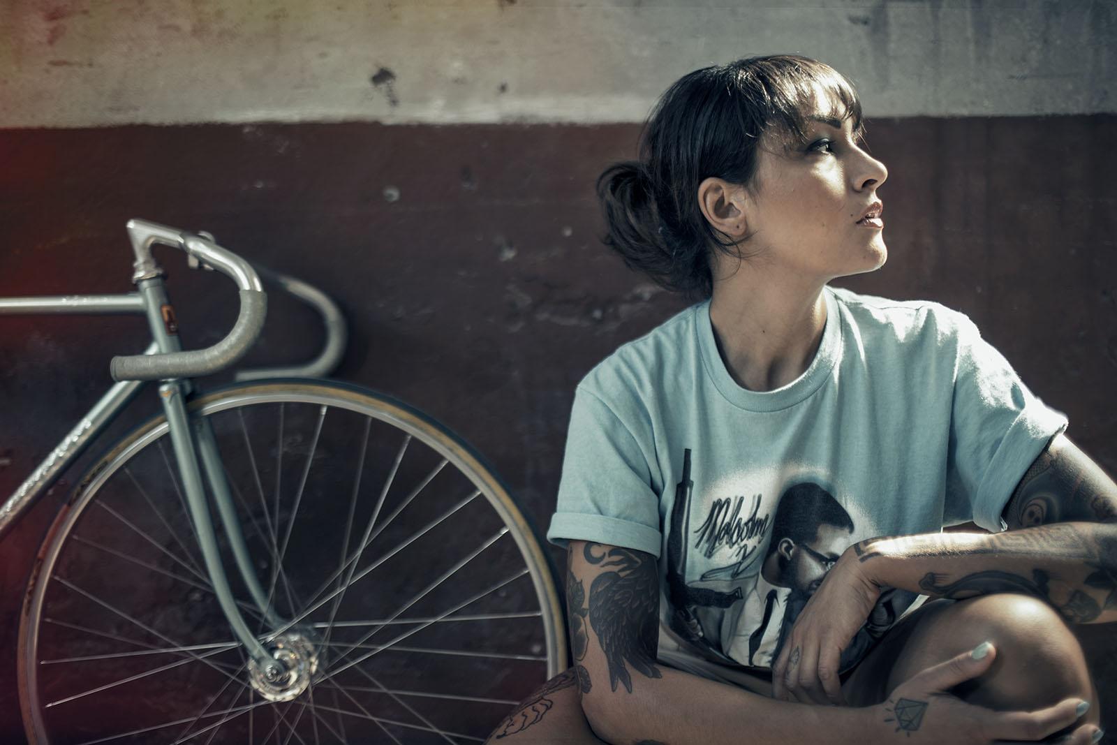 Pubblicazione Cykeln Mag - Ottobre 2012 - Nicole Carolina Ancilla Barbieri