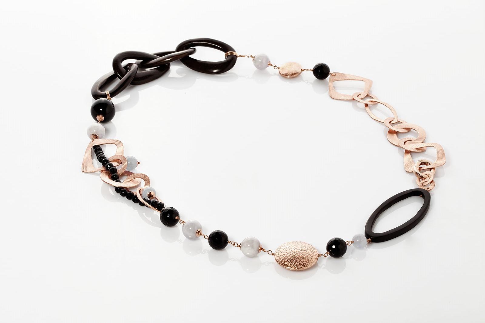 gioiello jewel collana necklace bronze