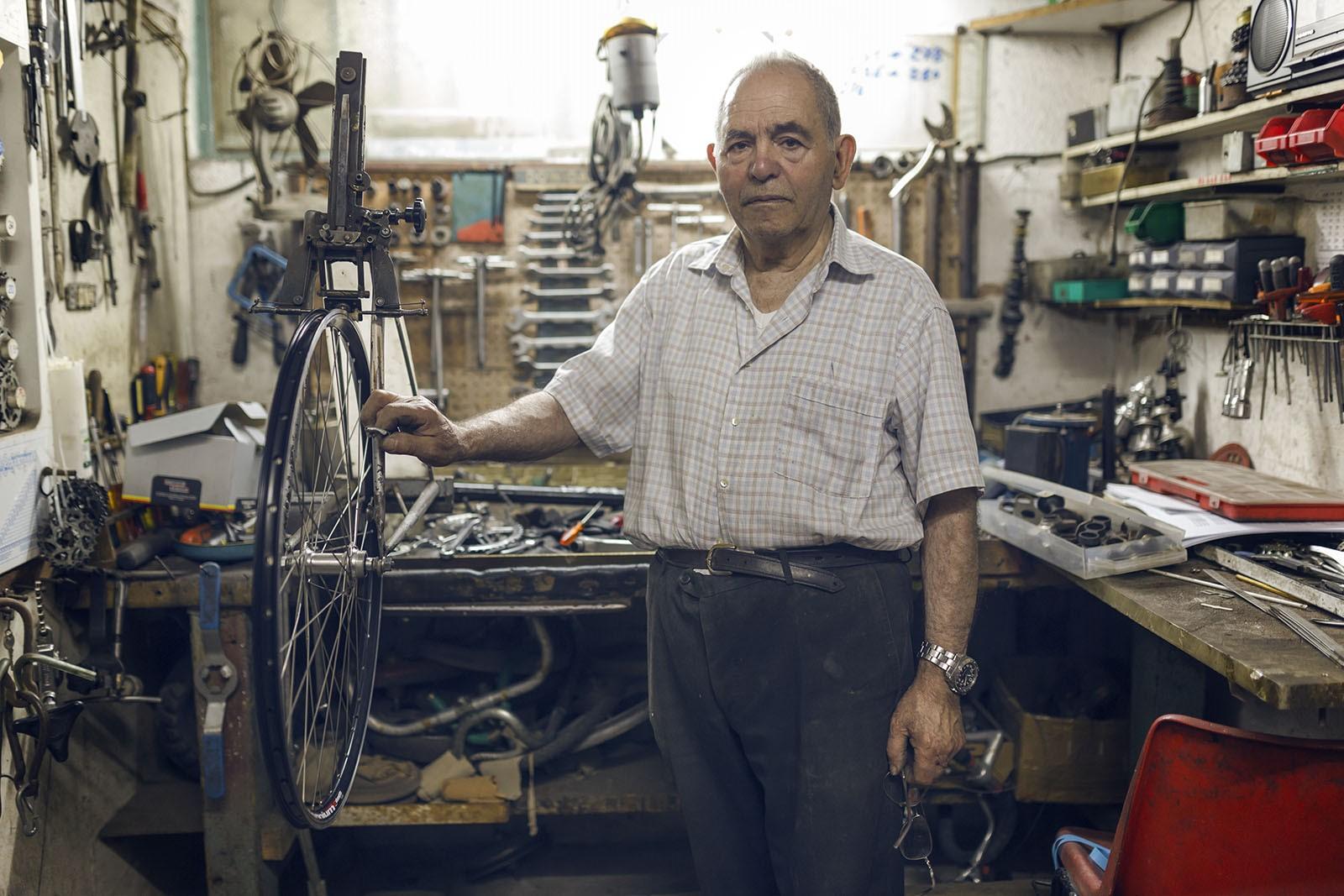 maestro carlo carla artigiano bici 08