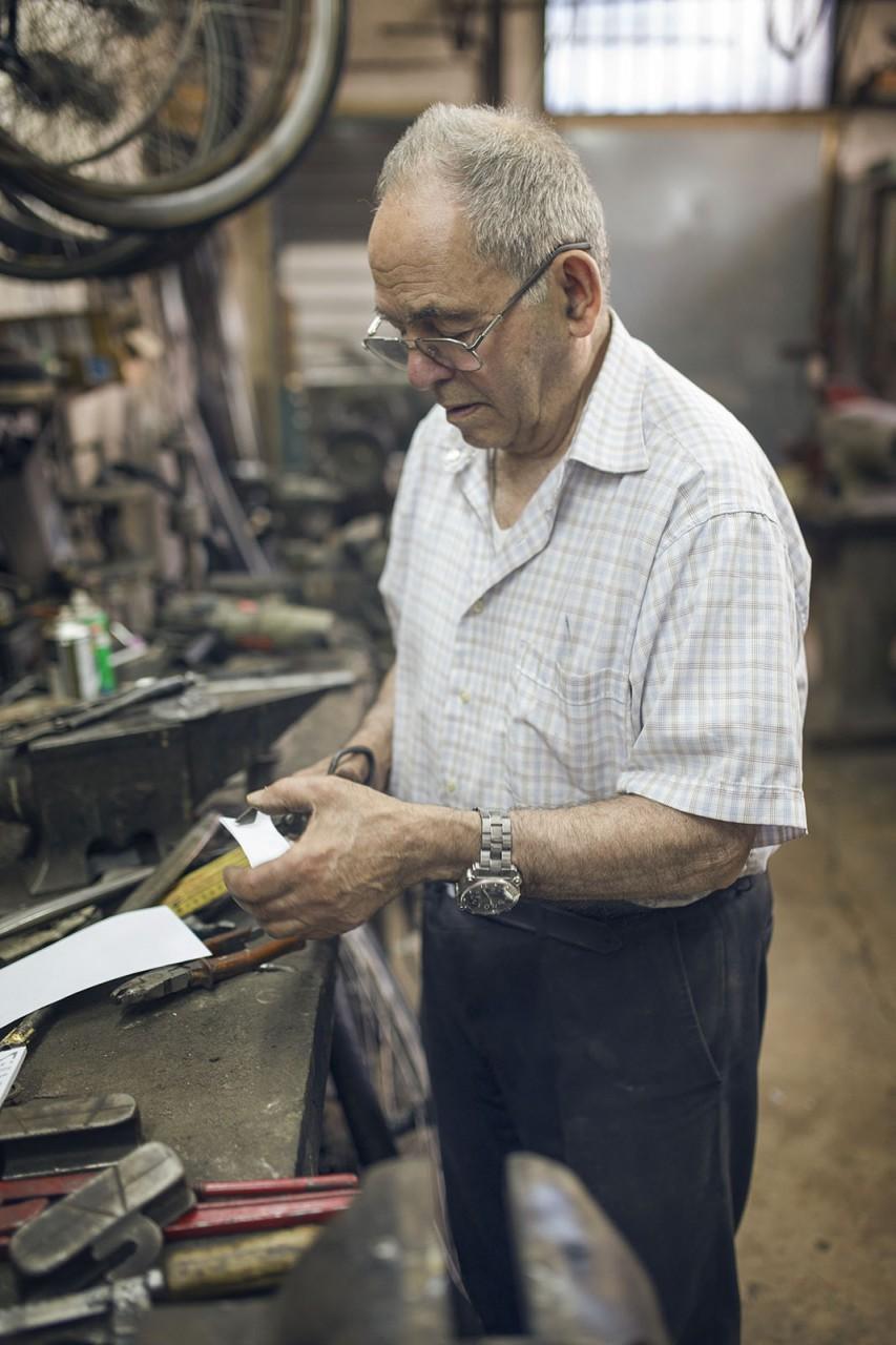 maestro carlo carla artigiano bici 09